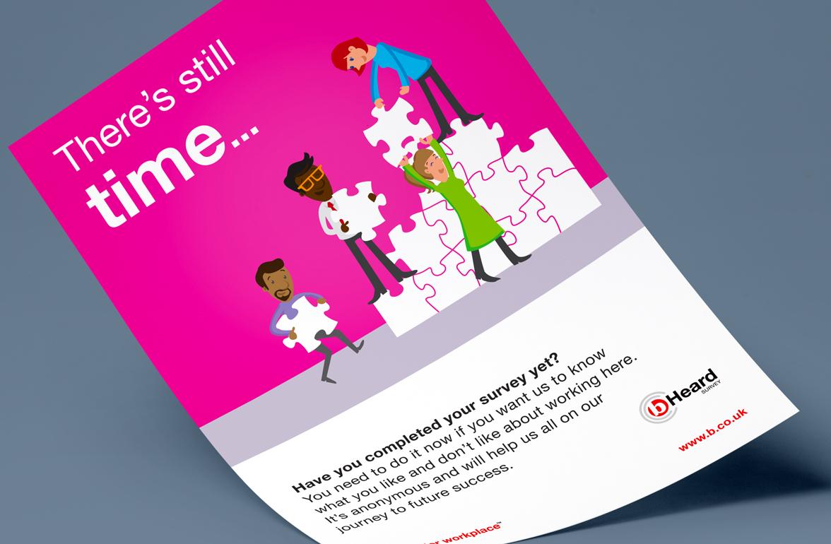 Best Companies Survey Posters