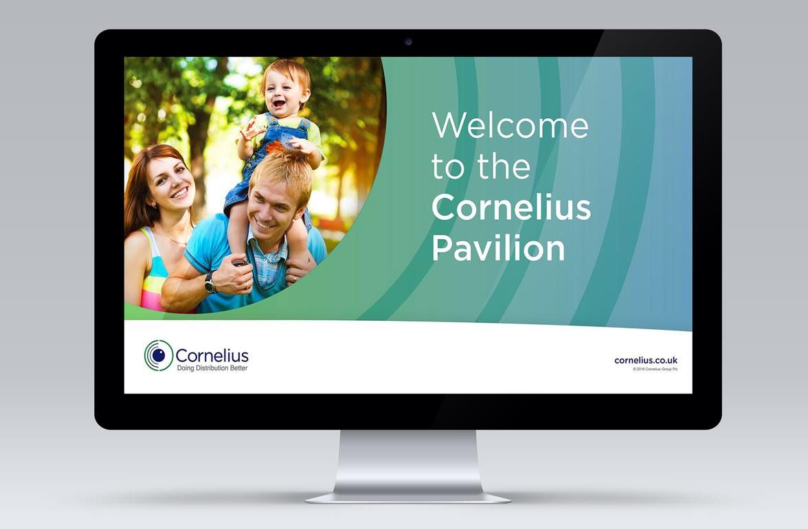 Cornelius Expo Stand Design