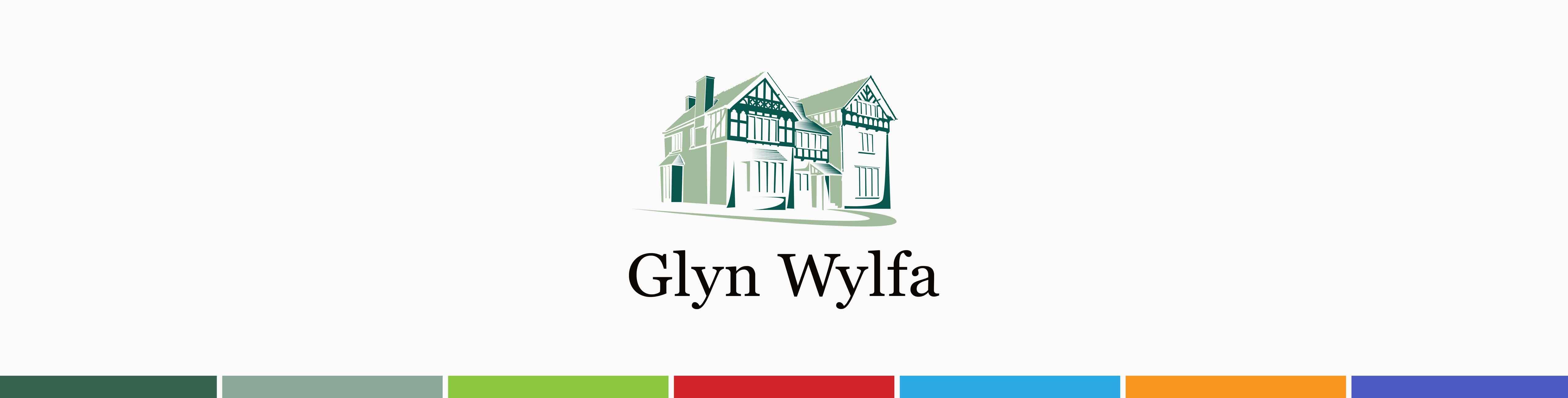Glyn Wylfa Branding