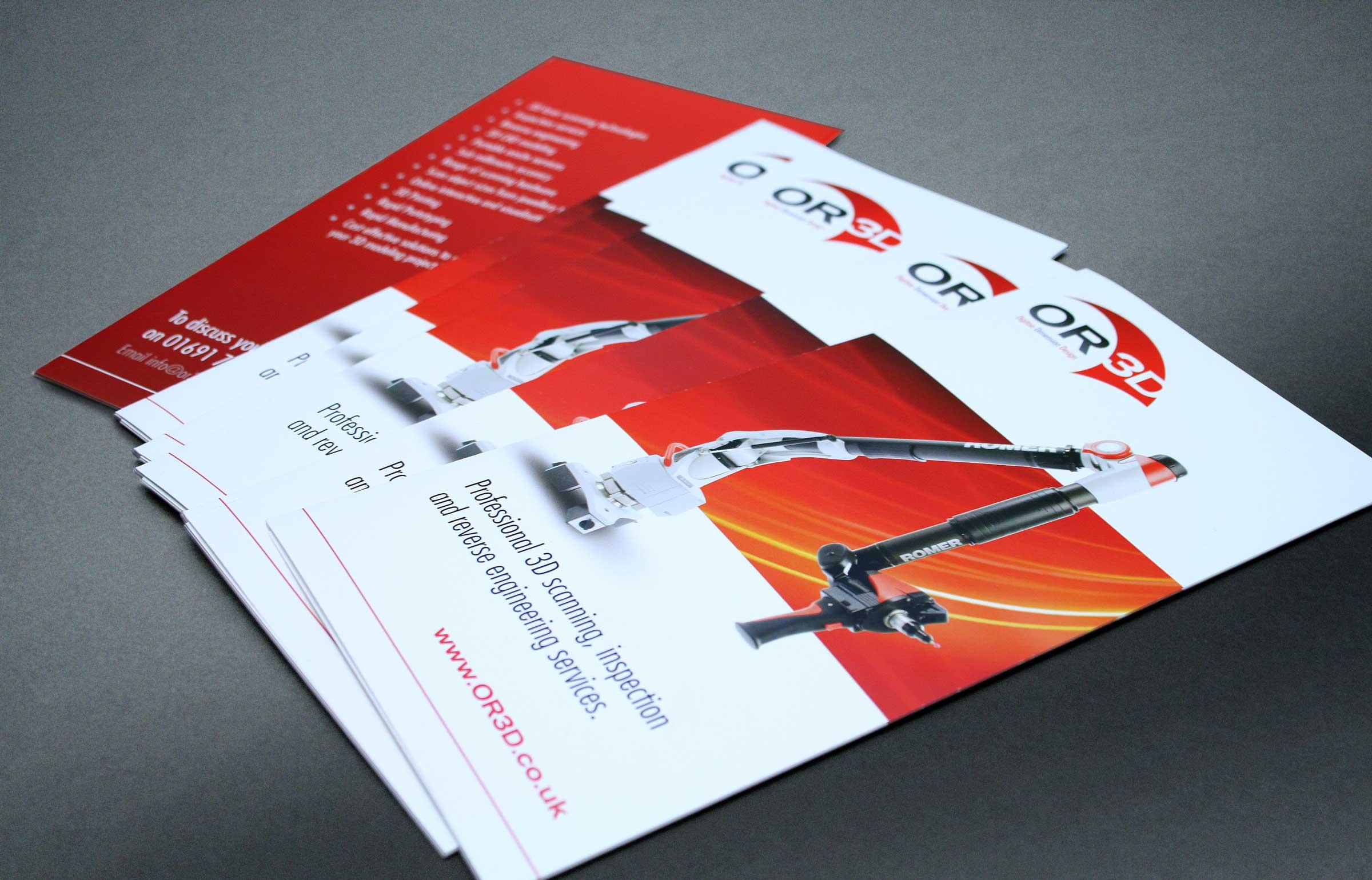 OR3D Branding