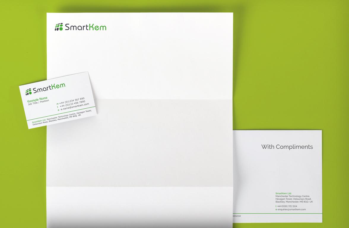 SmartKem Branding